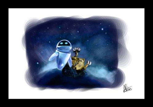 Wall.e by Alex-Porteous