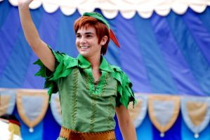 Peter Pan at His Best by CaitrinXlXAnneliese