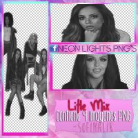 LittleMe Video Music - Neon Lights PNG'S by SoffMalik