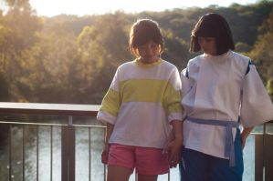 Spirited Away: Yakusoku by christie-cosplay