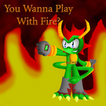 Burn The Dragon .:Contest:. by Steel-The-Cat-Hog