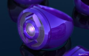 Indigo Tribe Ring by JeremyMallin