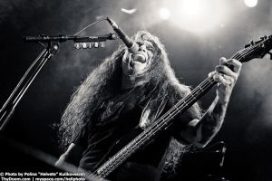 Slayer II by helvetephoto