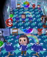 Animal Crossing New Leaf: Jack Frost Jumper by TofaTheDragonRider