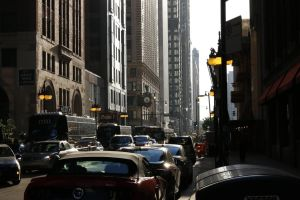 Chicago Traffic by frister123