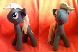 First pony plush by millylilly14