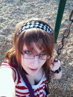 Park It'sa swing :D by HollyTheSkittle