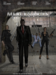 Mercenaries Poster by blufan