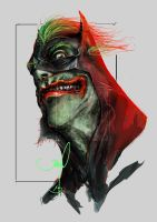Joker by danielgrell23