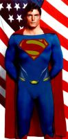 man of steel by Chris-V981