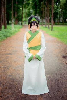 Toph Beifong - Little and strong by TophWei
