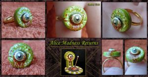 Alice Madness Returns - Ring by MaryDec