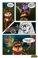 League of Legends - Comic LoLz by HyrokuSenpai