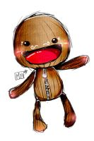 quick Sackboy. by miyavik