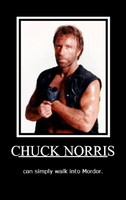 Chuck Norris. by Hobo-Maniac