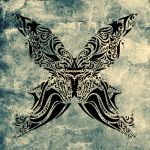 Butterfly Tattoo 2 by UntamedUnwanted