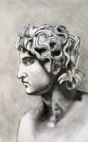 Alexander the Great by JacksonDaniell