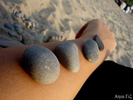 ...when I hold them in my hand by Ania-Riz