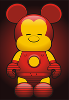 Disney IronMan by brant5studios