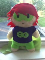 Cloning Charlie Plush by fruitycutie