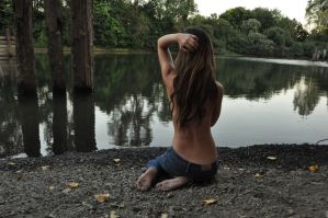 The River's Girl by melgan1