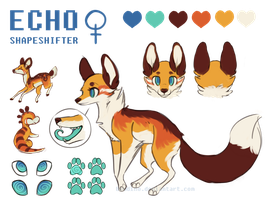 Echo Ref Sheet by Jemanite
