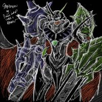 Omnimon by DeathLordLove2Draw