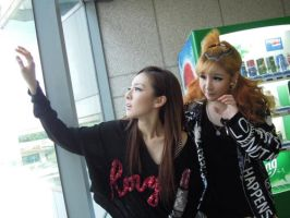 Dara and Bommie 2 by snowflakeVIP