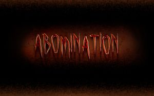 Abomination Wallpaper by Listoric