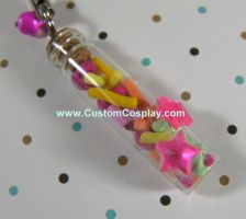 Sprinkle vial charm by The-Cute-Storm