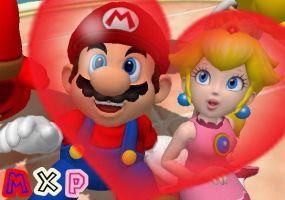 Mario x Peach 235 by MarioBross96