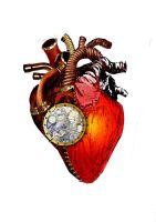 Mechanical Heart by Silver4456