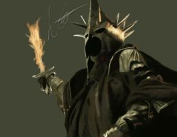 Witch King by xX-Convex-Xx