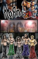 Korn by jhuance
