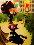 .:Cover:. ~ Not Your Shadow by Toxikku