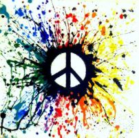 Peace, love and colors by martinica94
