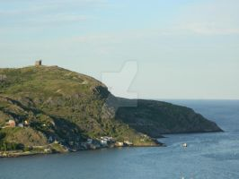 Signal Hill by ThroughTheEyePiece