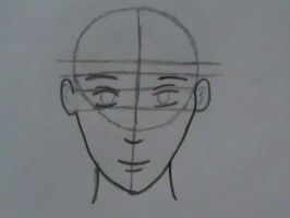 Proportions of an 'anime' face by Ice-Toa-Lover