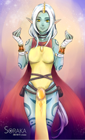 League of Legends - SORAKA by Foliummori