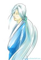 Silver-Blue by Carcaneloce