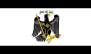 Flag Of Nazi Prussia by RedBritannia