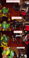 HOUSE OF TOYS: THE BIRTH OF WASPINATOR'S CHILD 2 by TMNTFAN85