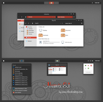 Numix Theme For Windows 8.1 by Cleodesktop