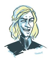 Viserys sketch by TRAVALE