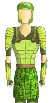 (epic) Leaf-Soldier by Waheela