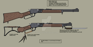 The Guns of Araea: Molina 135 by Kazanlak10