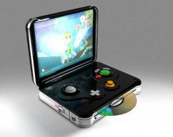 PSP boy advance sp by imleka