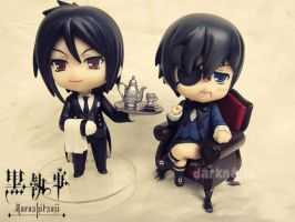 Black Butler: Yes my lord by darknaito