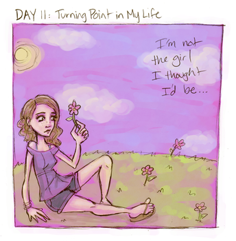 Day 11 by HapyCow