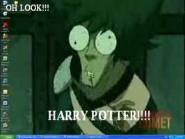 who let harry potter in avatar by imigin